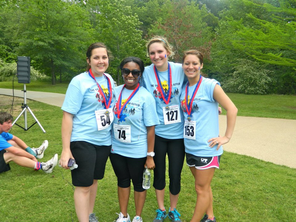 5f12b704f69 2018 Packet Pick-Up – Tyler Run for Autism