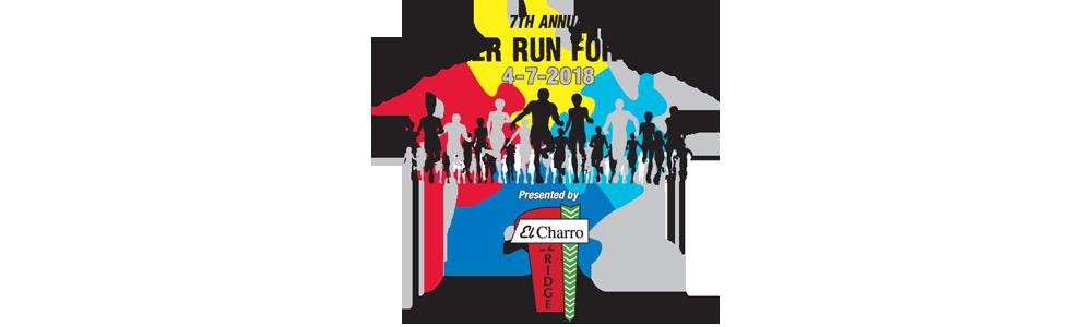 Tyler Run for Autism